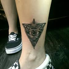 all seeing eye design and by kaiser at since studio