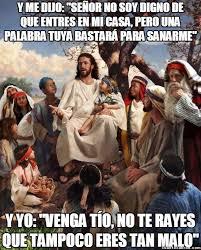 Memes De Jesus - cu磧nto cabr祿n la respuesta de jes禳s tras la m祗tica frase