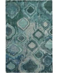 Best Wool Area Rugs Find The Best Savings On Knotted Glenn Abstract Wool Area Rug