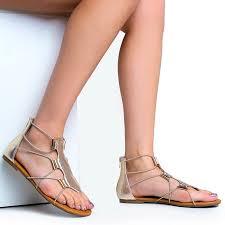 strappy gladiator sandals crafty sandals