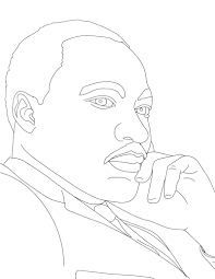 martin luther king daydream coloring page action man coloring