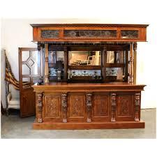 Home Bar Furniture by Tiffany Glass Canopy Bar Tavern Pub Furniture With Wine Racks Lion