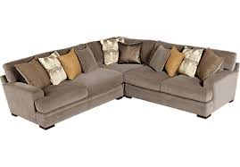 cindy crawford sofa sleeper shop for a cindy crawford home fontaine 3 pc sectional at rooms to