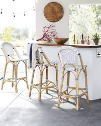 White Plastic Bistro Chairs Furniture Rattan Bistro Chairs At American Country Parisian Bar