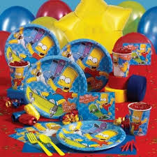 party supply best 25 simpsons party ideas on duff simpsons