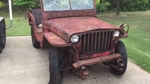ford gpw 1942 ford gpw wwii army jeep youtube