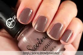 savina nail color cocoa collezione tempation fall 2012 http