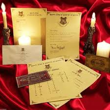 the 25 best hogwarts acceptance letter ideas on pinterest