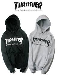 supreme thrasher flame hoodie hoodie sweatshirts mens for sale