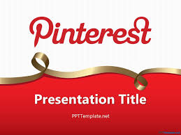Free Pinterest Ppt Template Ppt Free