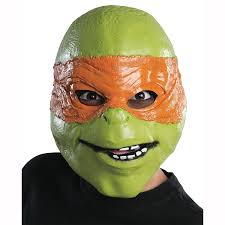Teenage Mutant Ninja Turtles Halloween Costumes Girls Teenage Mutant Ninja Turtles 2014 Movie Michelangelo 3 4 Child