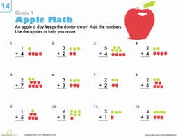 basic addition worksheets for year 2 education com