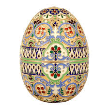 easter eggs for sale antique russian cloisonné enamel easter egg by moscow s 11th artel