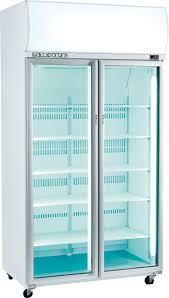 natural home glass door refrigerators for glass door refrigerator