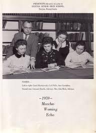 i leonard high school yearbook duryea pennsylvania historical homepage 1959 duryea high school