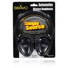 bravo view ih 05a single source automotive ir wireless headphones