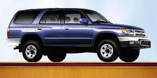 how much is a 1999 toyota 4runner worth 1999 toyota 4runner utility 4d sr5 2wd v6 specs and performance