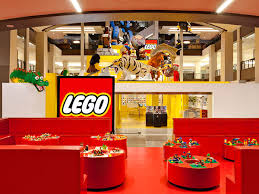 lego the lego stores at mall of america lego