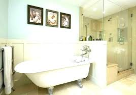 wall decor ideas for bathrooms wall decor for bathrooms 30yearsdiet info