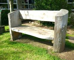 Garden Bench Ideas Outdoor Wood Chair Plans Large Size Of Free Rustic Garden Bench