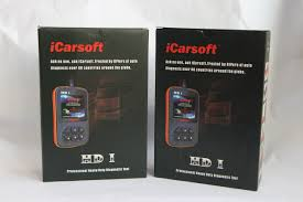 xe lexus nt200t heavy vehicle diagnostic code reader scan tool icarsoft hdi