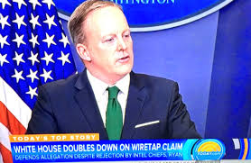 Tie Meme - and with one simple sean spicer meme the internet bows with
