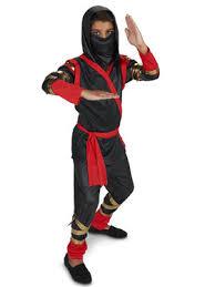 Ninja Halloween Costumes Boys Ninjas Costumes Kids Ninjas Halloween Costume Boy