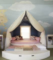 Canopy For Kids Beds by Bedroom Exciting Trundle Bed For Inspiring Modern Bed Design