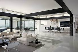 steve home interior modern and sophisticated living area interior design of cole house