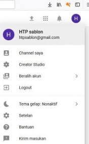 membuat akun youtube di hp cara membuat akun youtube 2018 carapedi indonesia