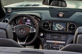 mercedes amg sl550 2017 mercedes sl drive review motor trend