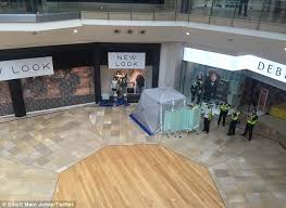 Bullring Floor Plan Man Fights For Life After He U0027vaulted U0027 Over Bullring Shopping