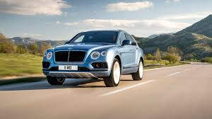 bentley bentayga truck 2018 bentley bentayga diesel photo gallery autoblog