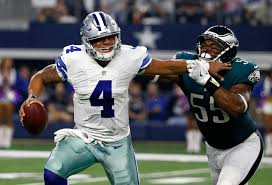 dallas cowboys vs eagles thanksgiving why the number
