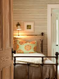 Wood Walls In Bedroom Whitewashed Wood Paneling Houzz