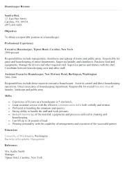 resume templates janitorial supervisor memeachu hotel housekeeping resume