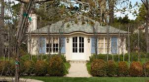 Large Country Homes Beauty Design The French Country House With White And Blue Wall