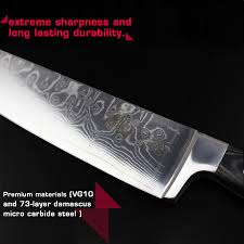 aliexpress com buy haoye 8inch chef knife damascus kitchen