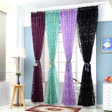 Cheap Window Curtains by Floral Font Colorful Curtains For Window Curtain Popular Kitchen