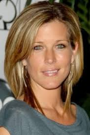 carly gh haircut gh s laura wright talks daytime emmy nomination playing luke s