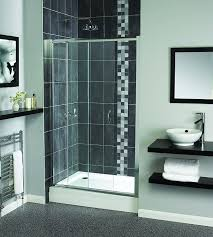 Shower Door Parts Uk by Shine 1160423 1850 X 1200cm Shower Enclosure Polished Frame Finish