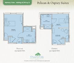 floor plans to scale grand oaks at palm city fl floor plans senior living facility