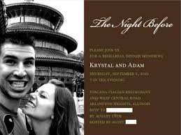 Wedding Rehearsal Dinner Invitations Templates Free Unique Wedding Rehearsal Invitations Using Chic Wording And Template