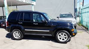 2006 black jeep liberty used cars 2006 jeep liberty limited