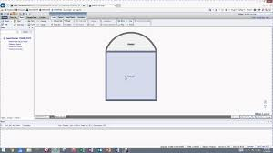 arched walls and circular rooms youtube