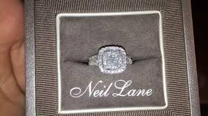 neil bridal set beautiful neil diamond ring bridal set