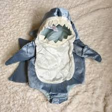 Infant Shark Halloween Costume 66 Baby Shark Halloween Costume Ashley U0027s Closet