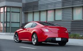 hyundai genesis coupe resale value hyundai genesis coupe dead after 2016 model year