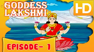 lakshmi hindi animation episode 1 hd mythology for kids