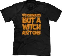 99 problems witch aint one funny laugh halloween joke pun song